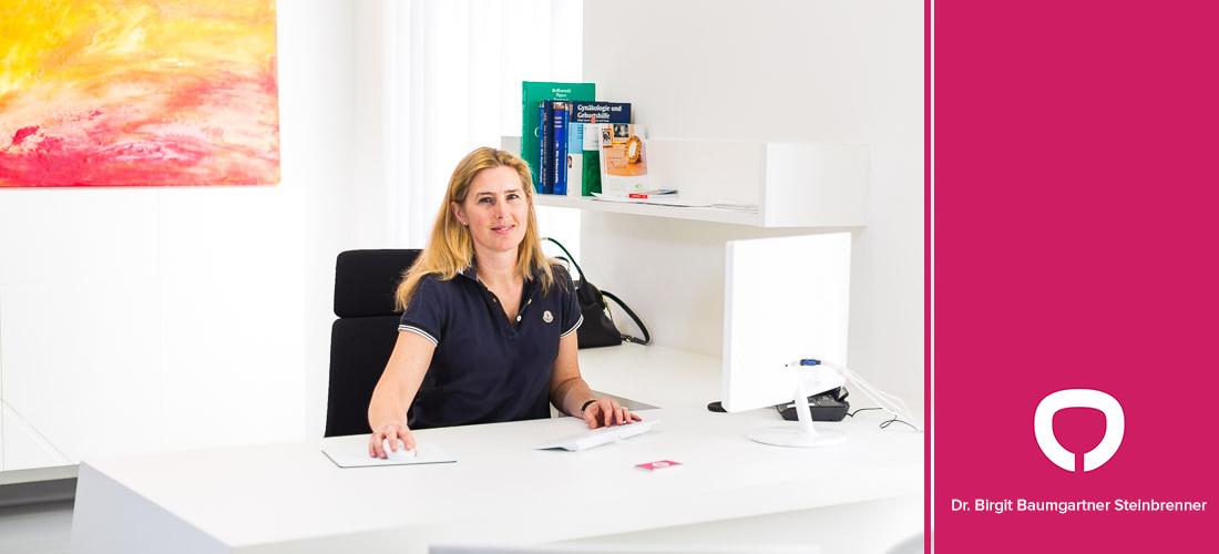 Frauenärztin in Graz - Dr. Birgit Baumgartner Steinbrenner
